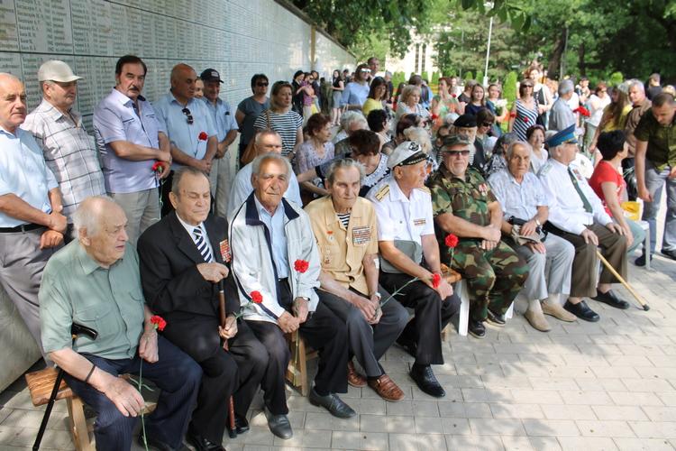 В День памяти и скорби кисловодчане почтили память погибших в годы Великой Отечественной войны